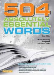 دانلود کتاب واژگان لغت 504 + کدینگ