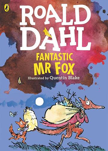 دانلود کتاب Fantasic Mr.Fox آقای فاکس رویایی